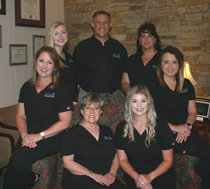 Dr. James Omecinski Cosmetic and Family Dentistry Staff